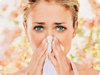 аллергия на пыль симптомы