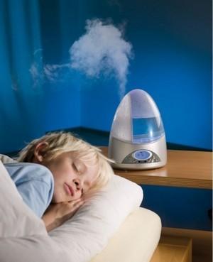 Увлажнитель воздуха для детской комнаты
